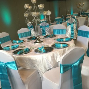 Uniquely TLP Events - Wedding Planner / Linens/Chair Covers in Columbia, South Carolina