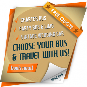 United Coachways - Party Bus / Limo Service Company in Baltimore, Maryland