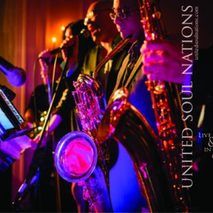 United Soul Nations - Cover Band in Toronto, Ontario