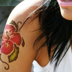 Unreal Airbrush Tattoo - Temporary Tattoo Artist in Pleasant Hill, California