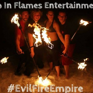 Up In Flames Entertainment - Fire Performer in Pensacola, Florida