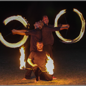 Up In Flames Entertainment - Fire Performer / Fire Dancer in Pensacola, Florida