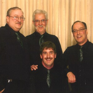 Upstate Blend - Barbershop Quartet in Syracuse, New York