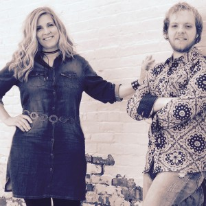 Carrie Johnson and Taylor Hampton Acoustic Duo