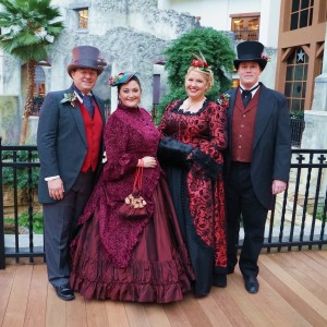 Uptown Carolers - Christmas Carolers / Holiday Party Entertainment in Dallas, Texas