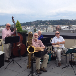 Uptown Lowdown Jazz - Swing Band in Bellevue, Washington