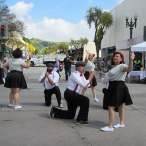 Uptown Whittier Shakers - Swing Dancer in Whittier, California