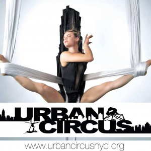 Urban Circus NYC - Aerialist / Human Statue in Brooklyn, New York