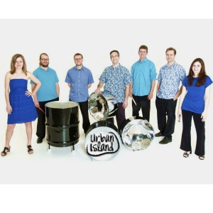 Urban Island - Steel Drum Band / Hawaiian Entertainment in Denver, Colorado