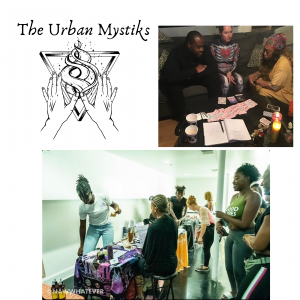 Urban Mystiks - Tarot Reader / Psychic Entertainment in Baltimore, Maryland