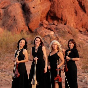 Urban Quartet - Rock Band / String Trio in Gilbert, Arizona