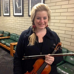 Utah Symphony Violinist - Violinist in Salt Lake City, Utah