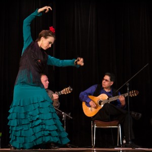 Val Ramos Flamenco Ensemble and Cuadro