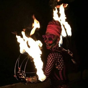 Valentine Anger Fire Queen - Fire Performer in Los Angeles, California