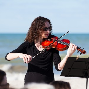 Valeria Frege violinist - Violinist / Wedding Entertainment in Tampa, Florida