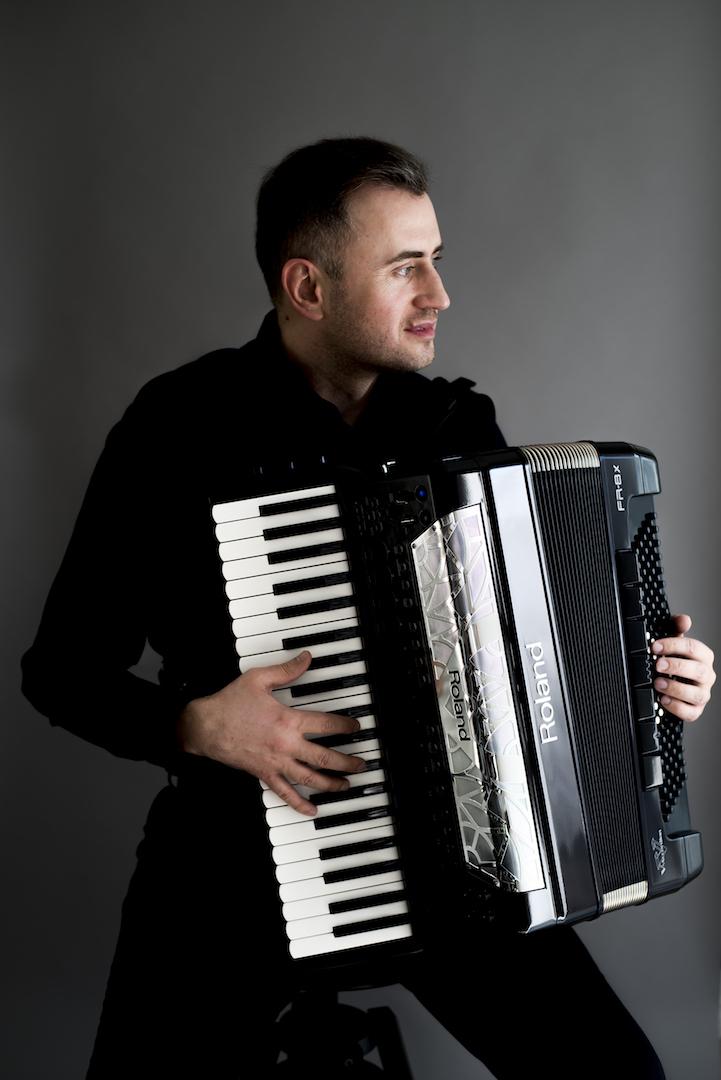 Hire Valeriu Kytzak - Accordion Player in Toronto, Ontario