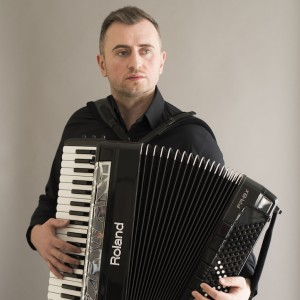 Valeriu Kytzak - Accordion Player in Toronto, Ontario
