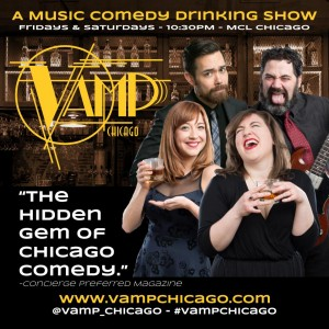 VAMP: A Music Comedy Show - Comedy Show in Chicago, Illinois