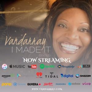 Vandarray - Gospel Singer in Atlanta, Georgia