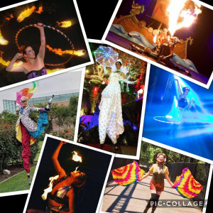 Circus Variety Artist - Circus Entertainment / Interactive Performer in Los Angeles, California