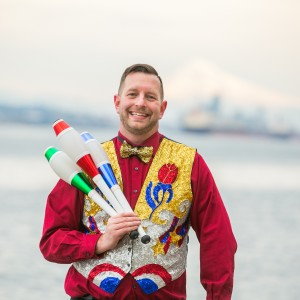 Variety Entertainer (children's entertainer) - Juggler in Portland, Oregon