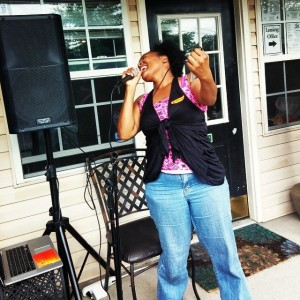 Vashti - Singer/Songwriter / Gospel Singer in Johnson City, Tennessee