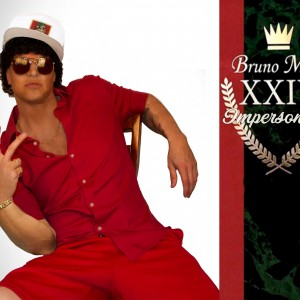 Vegas Bruno Mars - Tribute Artist in Las Vegas, Nevada