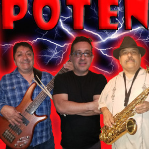 Potenzzia - Tejano Music in Laredo, Texas