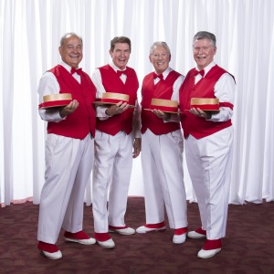 Velvet Frogs - Barbershop Quartet / Wedding Singer in Long Beach, California