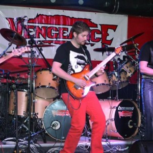 Vengeance - Rock Band in Peterborough, Ontario
