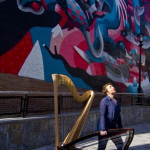 Veronica Ní Ghrianáin - Harpist in New York City, New York
