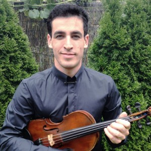 Aleksey Shenker - Violinist / Viola Player in New York City, New York