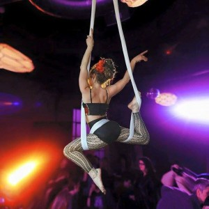 Vertical Elements - Aerialist in Spokane, Washington