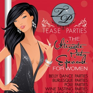 Vertical Tease Parties - Burlesque Entertainment in Durham, North Carolina