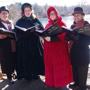 Very Merry Dickens Carolers - Christmas Carolers / Singing Group in Cumberland, Rhode Island