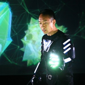Veserium - LED Performer / Drum / Percussion Show in New York City, New York