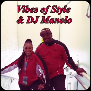 Vibes Of Style Dance Crew-Shamecca Brown - Dance Troupe / Wedding DJ in Manchester, New Hampshire