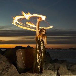Vibrant Entertainment - Fire Performer in Freeport, Florida