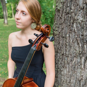 Kindra Victoria - Cellist in Asheville, North Carolina