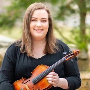 Victoria Senko - Violinist - Violinist in Amherst, Massachusetts
