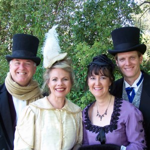 Victorian Noel - Christmas Carolers / A Cappella Group in Sacramento, California