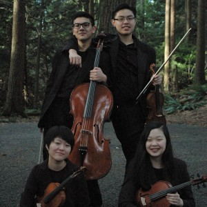 Vilächel String Quartet - String Quartet / Wedding Musicians in Edmonds, Washington