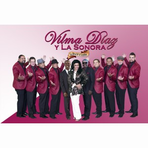 Vilma Diaz y La Sonora - Latin Band / Big Band in Los Angeles, California