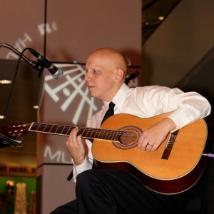 Vince Menti - Jazz Guitarist in Macedonia, Ohio