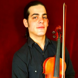 Vincent Assante, Professional Violinist - Violinist in Little Falls, New Jersey
