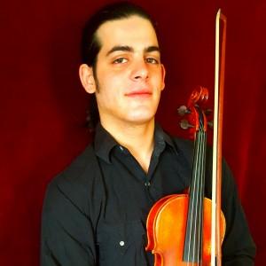 Vincent Assante, Professional Violinist