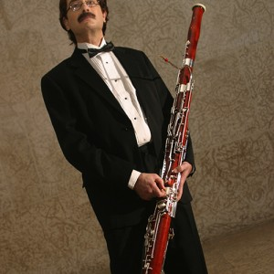 Vincent Ellin - bassoonist - Woodwind Musician in Winnipeg, Manitoba