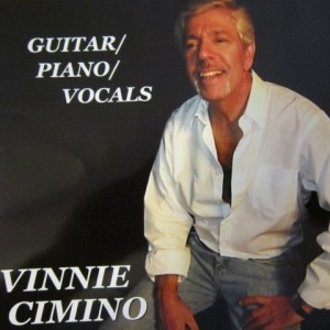 Vinnie Cimino - Singing Guitarist / Singing Pianist in Sebastian, Florida