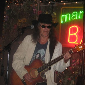Vinnie Rose - Singing Guitarist / One Man Band in McKinney, Texas