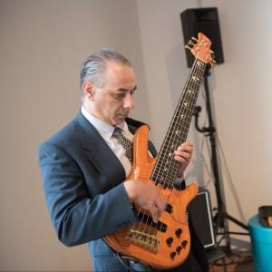 Vinnie Venkov - Bassist in Toronto, Ontario